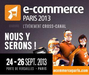 Skeelbox participe au Salon E-commerce Paris 2013