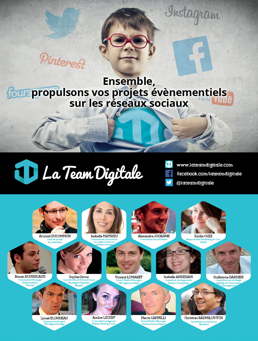 La Team Digitale