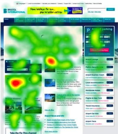 eye-tracking ecommerce