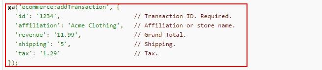 ga-transaction