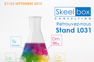 Skeelbox est au Salon e-commerce de Paris 1