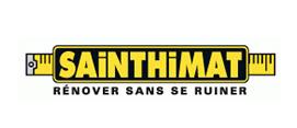 Sainthimat site e-commerce rénovation et materiau batiment