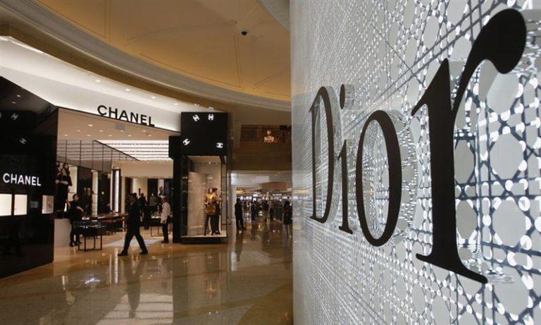 Dior en Chine