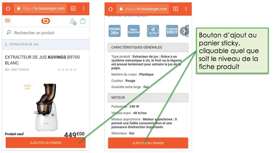 Améliorer son taux de conversion sur Mobile : les bonnes pratiques à connaitre 12