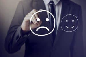 Avis clients negatif en e-commerce
