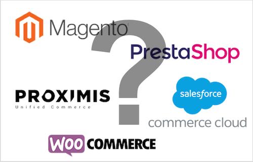 Migration plateforme e-commerce