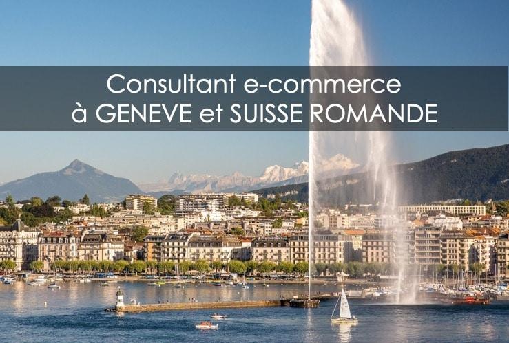 Consultant Ecommerce Genève et Suisse Romande
