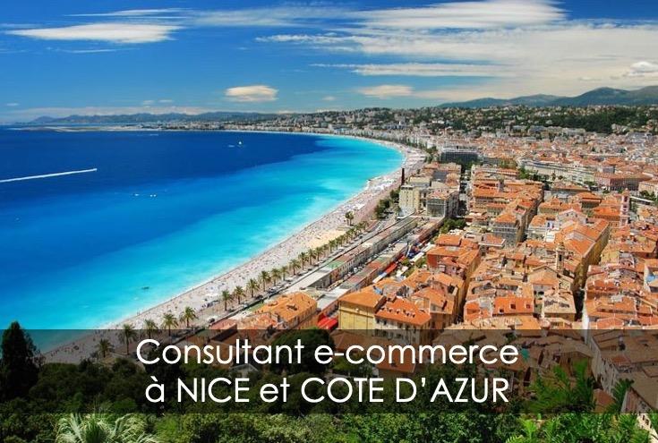 consultant e-commerce Nice et Côte d'Azur