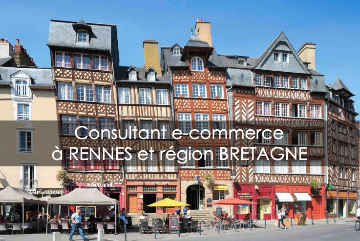 Consultant ecommerce Rennes et Bretagne