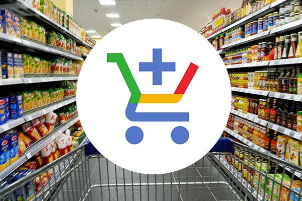 Programme Acheter sur Google