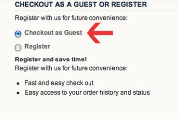 E-commerçants : boostez vos revenus en ligne grâce à la commande invité !